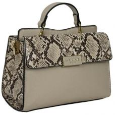 Женская сумка из эко кожи 210D-1 beige