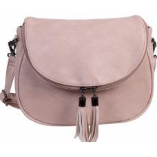 Женская сумка-мессенджер из кожзаменителя 70D50-2 Pink