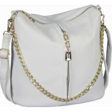 Женская сумка кросс-боди из экокожи 0-02D-3 Белый