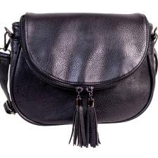 Женская сумка-мессенджер из эко кожи 70D50-1 black