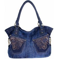 Женская сумка из денима Vittoria 189D