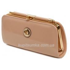 Женская сумочка бежевого цвета, для особых случаев