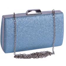 Стильный вечерний клатч 75U59 Голубой