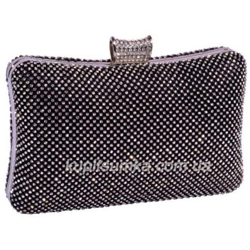 Праздничная сумка-клатч 19U733 Черный