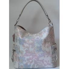 Женская кожаная сумка Тоут  92U3-1 Белый
