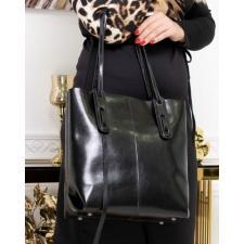 Кожаная женская сумка XL FD-660U06 Черный