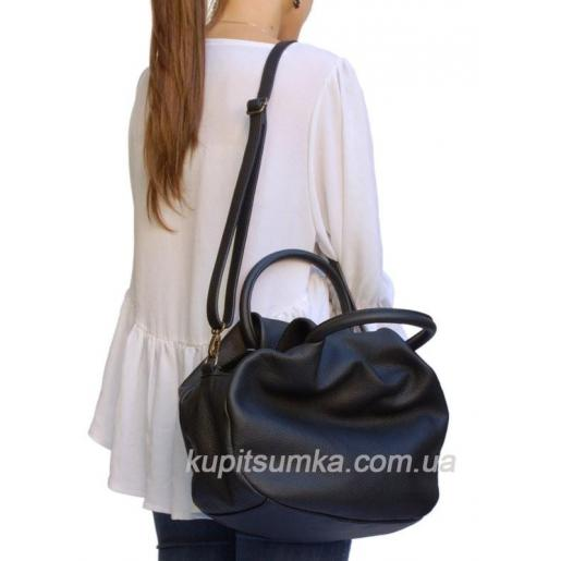 Женская кожаная сумка 31PB-8 Синий