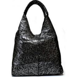 Женская замшевая сумка FR598-1N Черный