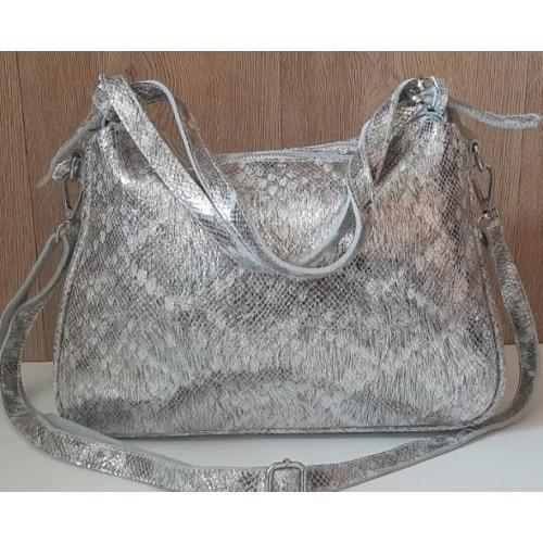 Женская кожаная сумка Polina & Eiterou 101N