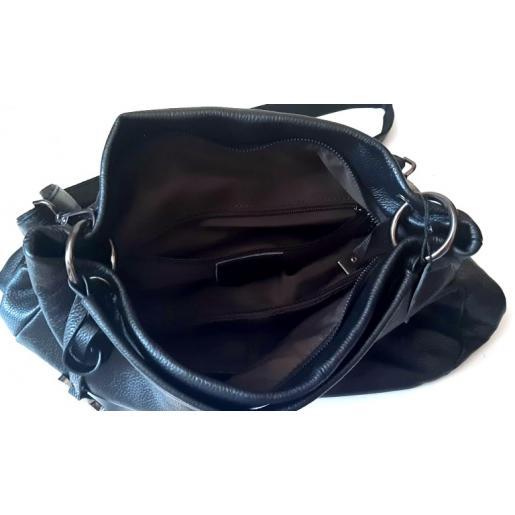Сумка женская кожаная Eterno BO-150-black