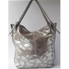 Женская кожаная сумка FR801N Silver