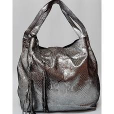 Женская кожаная сумка nobo handbag 199N Графитовый