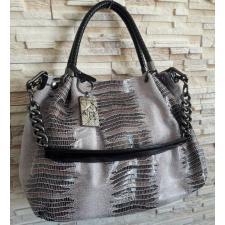 Женская сумка из замши бежевая Q506-32N-1