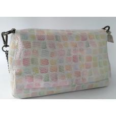 Женская кожаная сумочка FR856N-2 Белый