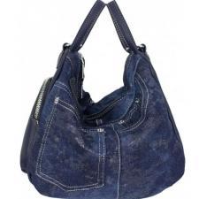 Многофункциональная женская сумка из джинсовой ткани