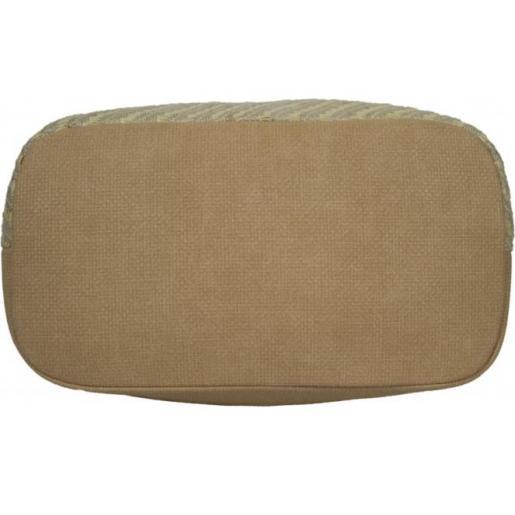Женская сумка из кожзаменителя 19Д036 Абрикосовый