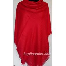 Тёплый однотонный платок для женщин 29Т2