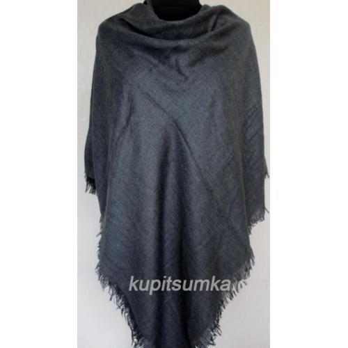 Тёплый однотонный платок для женщин 29Т3