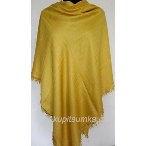 Тёплый однотонный платок для женщин 29Т4