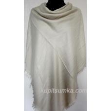 Тёплый однотонный платок для женщин 30Т0